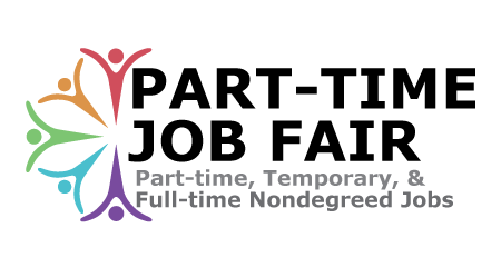 Part-time Job Fair logo